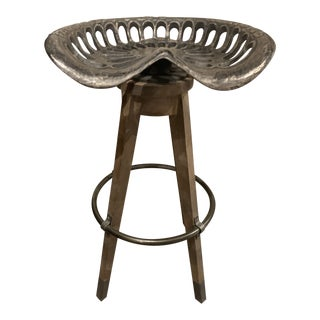 Highway to Home Tractor Seat Bar Stool For Sale
