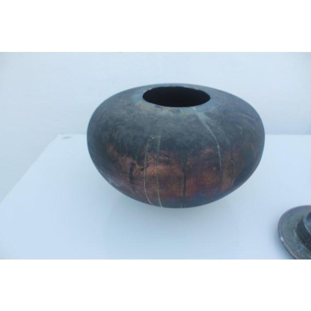 Vintage Studio Pottery Decorative Vase - Image 8 of 11