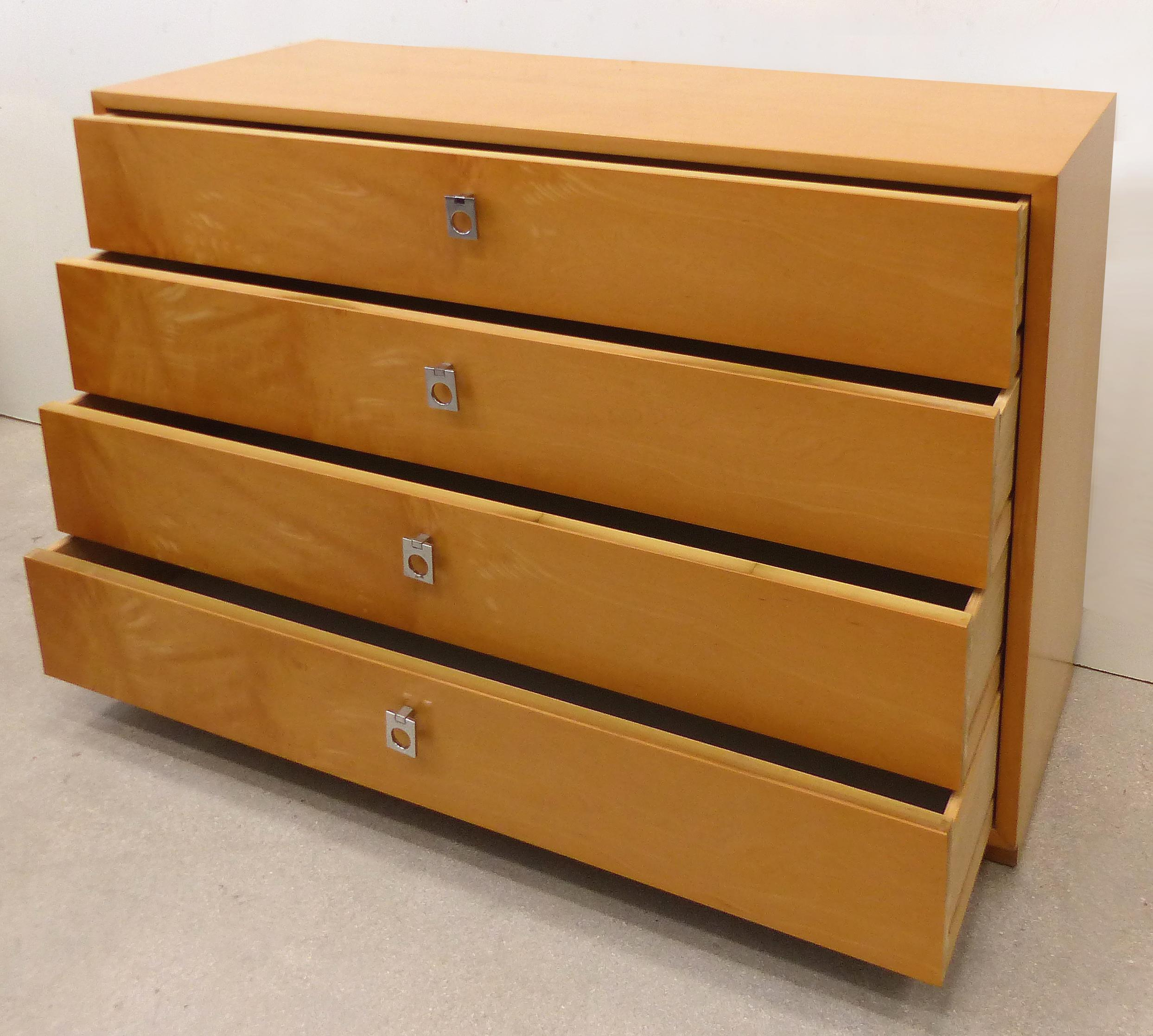 Etonnant Mid Century Maple Dresser By Jack Cartwright For Founders Furniture   Image  2 Of 8