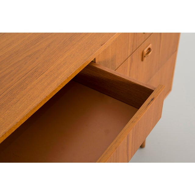 Brown Poul Hundevad Credenza For Sale - Image 8 of 12