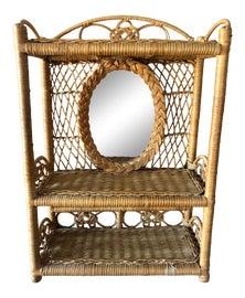 Image of Wicker Mirrors