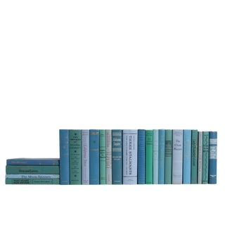 Midcentury Book Set in Ocean, S/23 For Sale