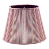 """Image of Empire Stick Shade in Two Tone Washed Purple/Pink, 18"""" For Sale"""