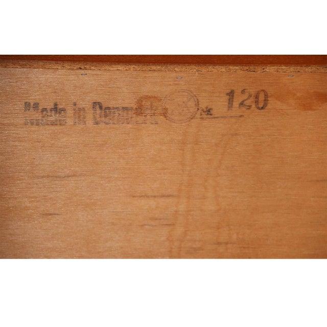 Brown Arne Wahl Iversen Teak Danish Modern Nightstands End Side Tables Pair For Sale - Image 8 of 12