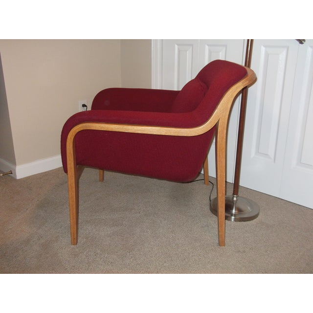 Bill Stephens Knoll Lounge Chair For Sale - Image 5 of 10