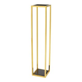 Gold & Marble Column (L) | Eichholtz Odeon For Sale