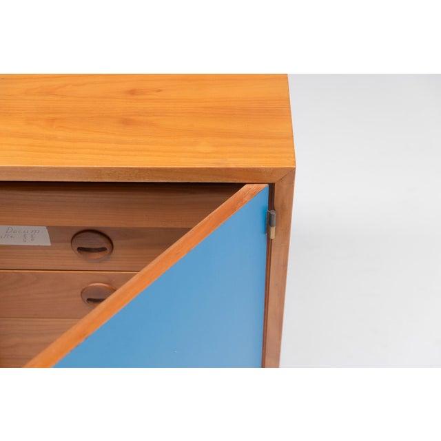 Modernist Sideboard With Perignem Ceramic and Macassar Details For Sale - Image 9 of 12