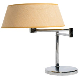 Nesson Chrome Swing Arm Lamp For Sale