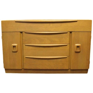 Heywood Wakefield Mid-Century Modern Minimalist Encore Sideboard Credenza Buffet For Sale