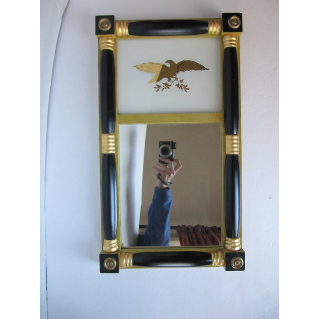 Federal-Style Eagle Crest Mirror - Image 2 of 6