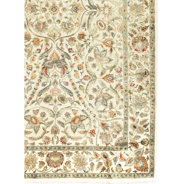 Traditional Traditional Hand Woven Rug - 8'11 X 14'11 For Sale - Image 3 of 3