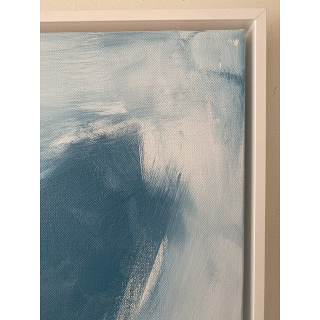 """""""Mood Lines VIII"""" is an original painting from Axel Abbott's Mood Lines Series in which the artist explores..."""