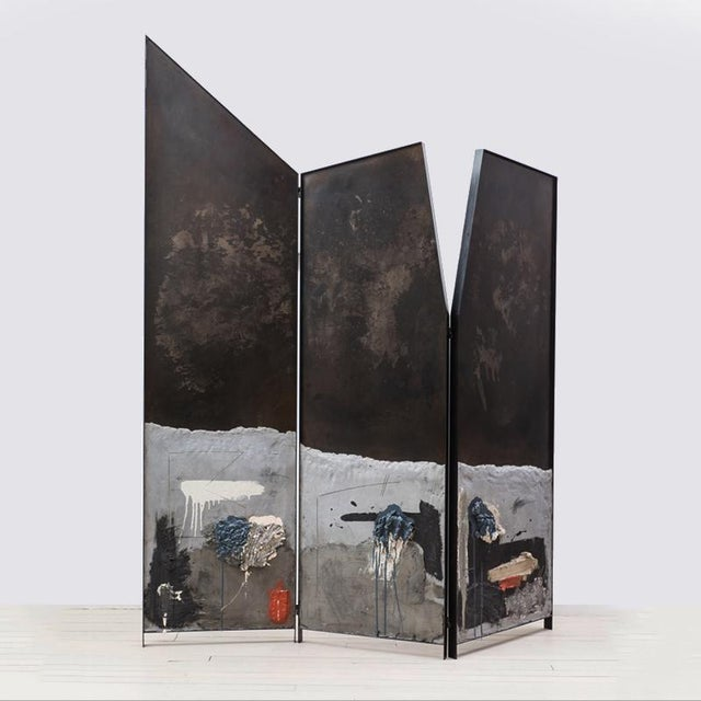 Screen Triptych, Usa, 2019 For Sale - Image 9 of 11