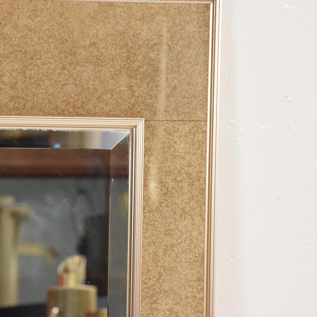 La Barge La Barge Mid-Century Modern Wall Mirror For Sale - Image 4 of 10