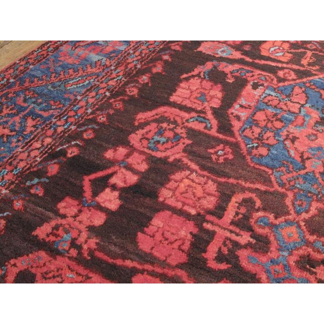 Antique Kula Long Rug For Sale In New York - Image 6 of 8