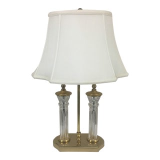 Waterford Parkmore Double Light Table Lamp For Sale