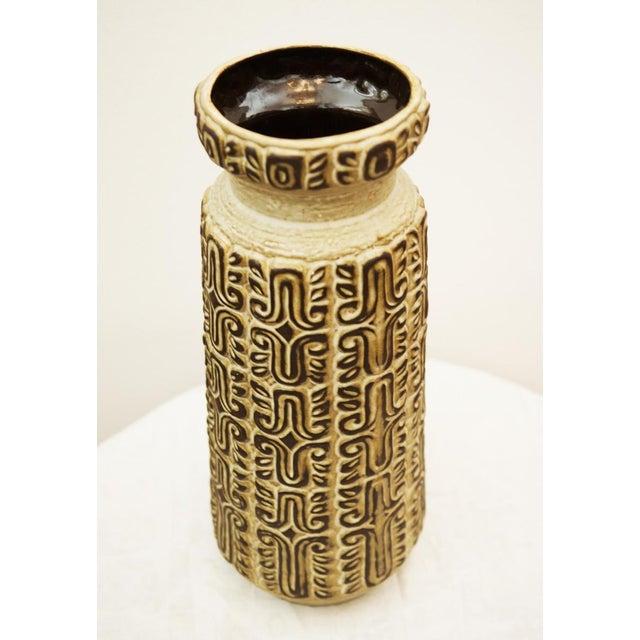 Mid-Century Modern Large Austrian floor vase, 1960s For Sale - Image 3 of 6