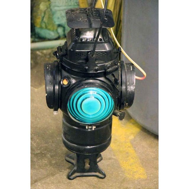 Adlake Non Sweating Lamp Railroad Signal Lantern Chairish