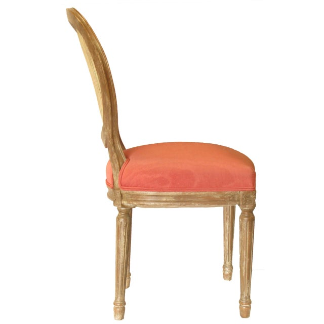 Mid 20th Century French Louis XVI Style Chair For Sale - Image 4 of 8