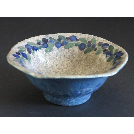 A fabulous signed and dated josef ekberg (1877-1945) for gustavsberg ceramic bowl from 1916. The bowl is in mint condition...