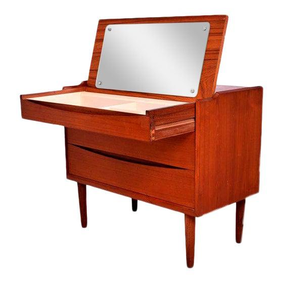 Arne Vodder Secretary Vanity Desk Dresser for Sibast - Image 1 of 10