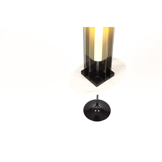 Mid Century Vintage Space Age Floor Lamp For Sale In Los Angeles - Image 6 of 10