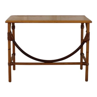 Heywood-Wakefield Ashcraft Side Table 111a For Sale