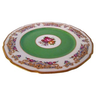 1910s French Limoges La Cloche Serving Plate For Sale