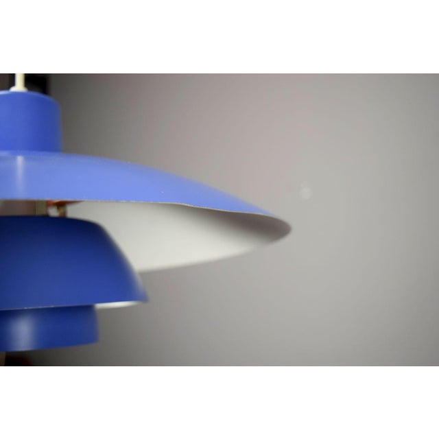 Lights Vintage Poul Henningsen Ph 4/3 Pendant Light For Sale - Image 7 of 9