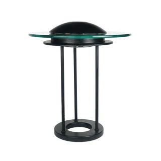 """1980s """"Saturn"""" Table Lamp by Robert Sonneman for George Kovacs For Sale"""
