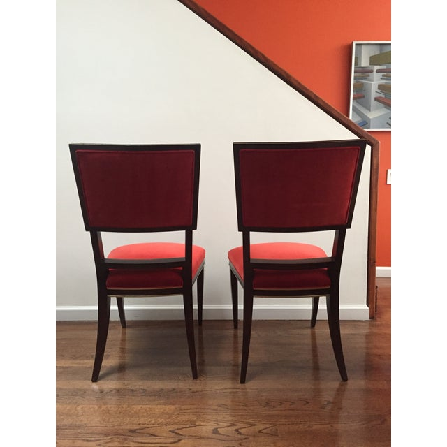 Hickory Chair Ilsa Side Chairs - A Pair For Sale In Washington DC - Image 6 of 7