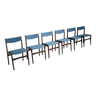 Erik Buck Dining Chair - Set of 6 For Sale