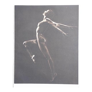 Vintage Mid Century Nude Photogravure For Sale