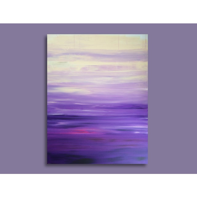 'Sweet Surrender' Original Abstract Painting - Image 3 of 8