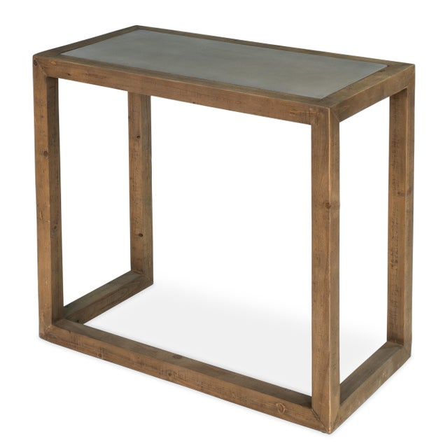 Sarreid Ltd. Themisto Console Table For Sale In Raleigh - Image 6 of 6