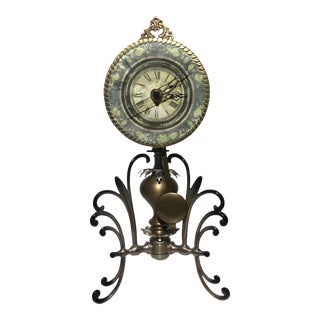 Klein Pendulum Clock For Sale