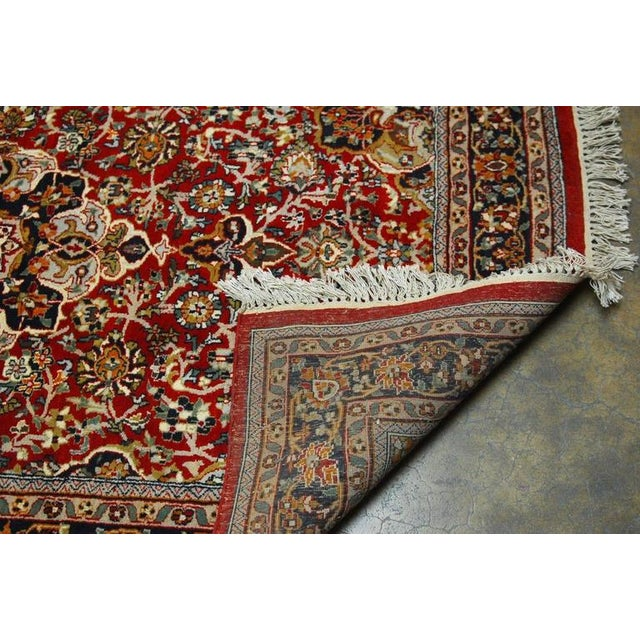 20th Century Isfahan Rug For Sale - Image 4 of 6