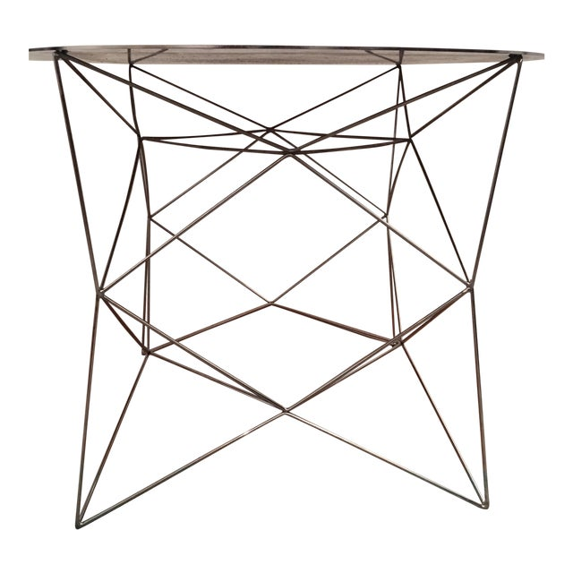 West Elm Mirrored Coffee Table - Image 1 of 4