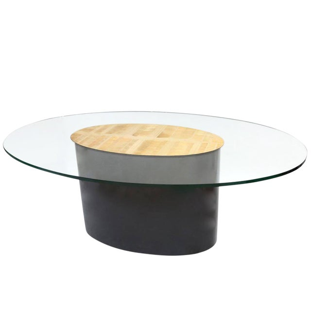 "Christian Krekels ""Escalade"" Dining Table For Sale"