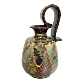 Reproduction Greek Classic Period 500 BC Pitcher For Sale