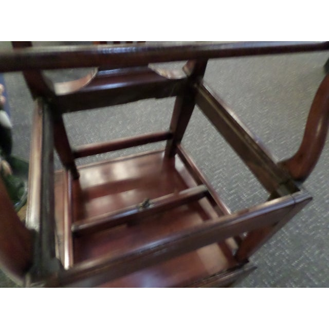 Wood George III Mahogany Child's High Chair For Sale - Image 7 of 7