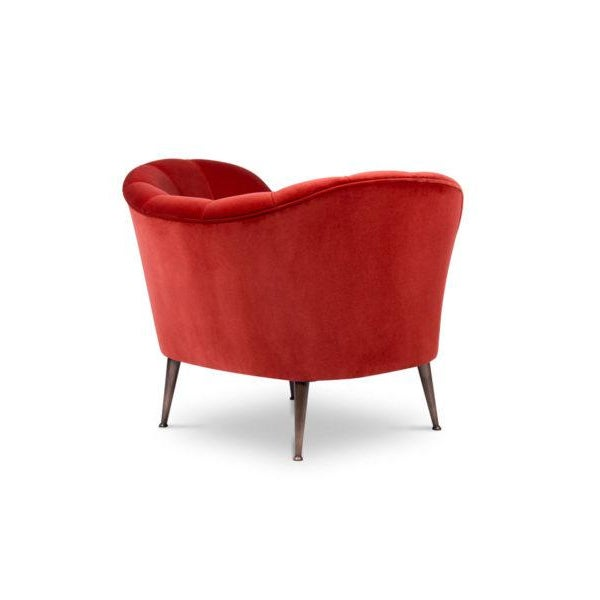 Not Yet Made - Made To Order Covet Paris Andes Armchair For Sale - Image 5 of 10