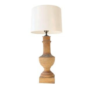 Custom Terracotta Lamp For Sale