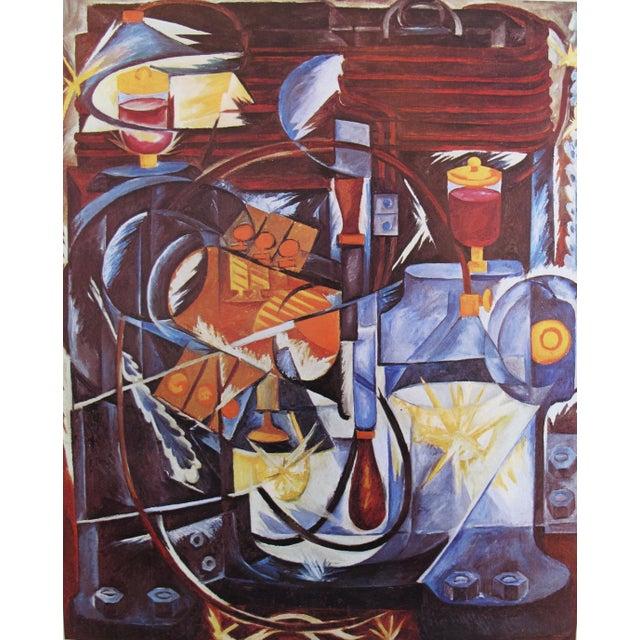 Date: 1973 Size: 18 x 25 inches Artist: Natalia Goncharova Natalia Sergeevna Goncharova (1881-1962) was a prolific Russian...