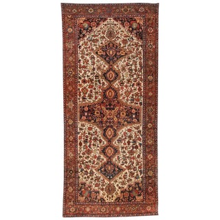 Antique Persian Lori Carpet For Sale