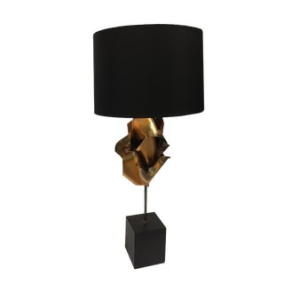 Modern Copper Desk Lamp For Sale