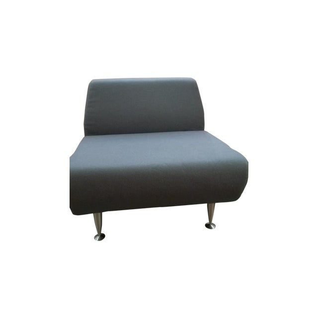 """""""Dafne"""" Design Within Reach Lounge Chair - Pair - Image 1 of 7"""