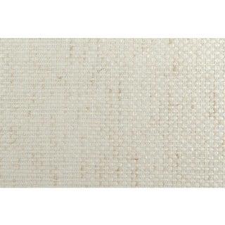 Sample, Maya Romanoff Island Weaves: Pina Colada - Woven Jute & Paper Wallcovering For Sale