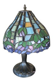 Image of Stained Glass Table Lamps