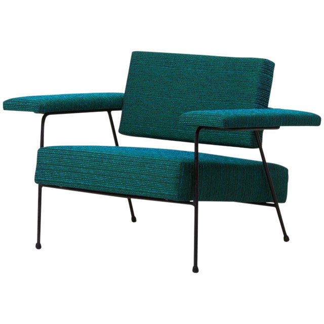 Newly Upholstered Lounge Chair by Adrian Pearsall for Craft Associates, Us For Sale